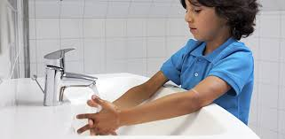 Hand washing stops illness